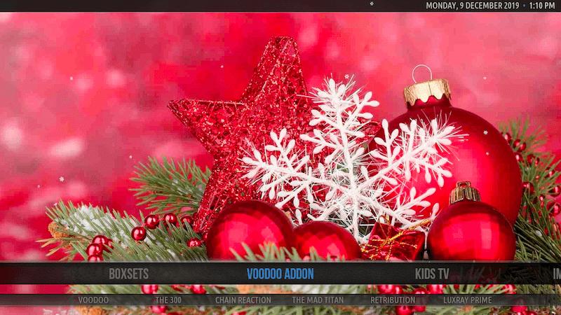 How to Install Christmas Build Kodi 18