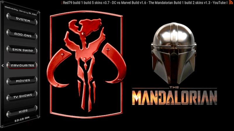 How to Install Mandalorian Build