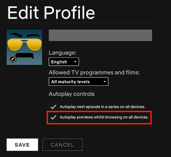How to Disable Autoplay Previews in Netflix