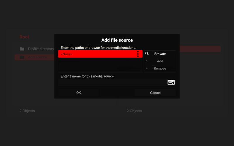 How to Install NotFlix Build Kodi 18
