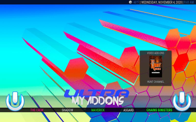 How to Install HardNox Ultra Build Kodi