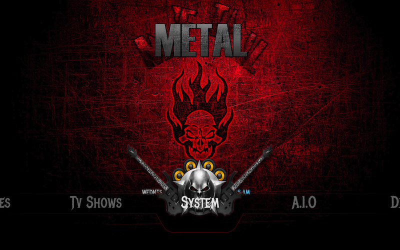 How to Install Red Metal Build Kodi