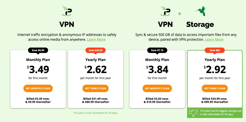 IPVanish VPN for $2.62 a Month