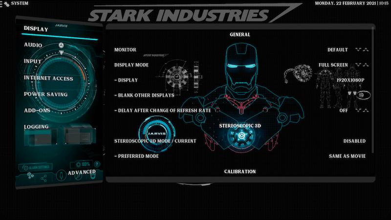 How to Install Iron Man Build Kodi 18+
