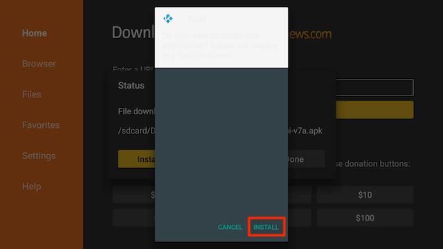 How to Install Kodi on a FireStick